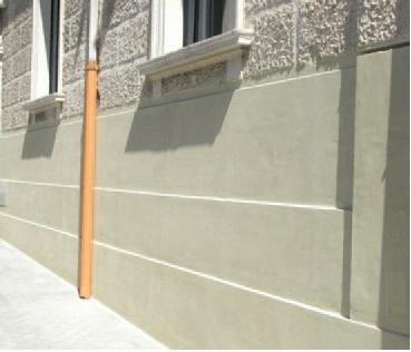 risanamento della muratura umida completato