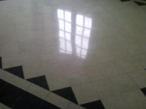 cristallizzazione pavimenti