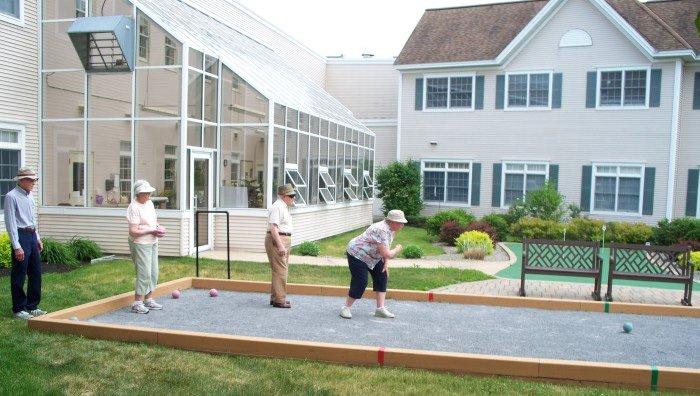 Active Senior Living in Saratoga Springs, NY