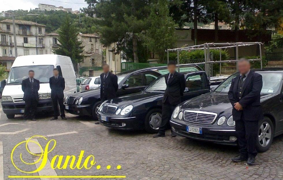 AGENZIA FUNEBRE SANTO & C. SAS