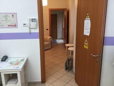 interno di uno studio odontoiatrico