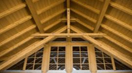 tetto legno