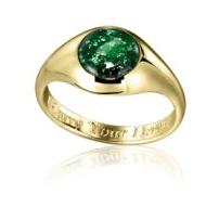 green tribute ring
