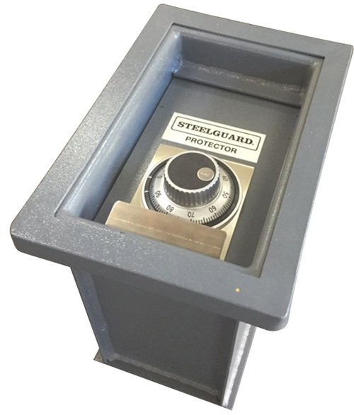 Askwith Safe Company steelguard below ground safe