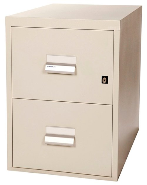 Askwith Safe Company chubbsafes profile nt 2 drawer filing cabinet