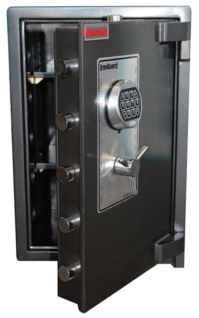 Askwith Safe Company ironguard safes