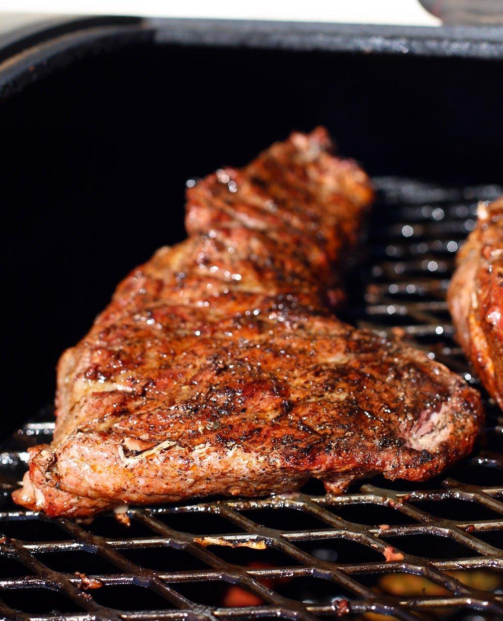 Ribline BBQ Slo Catering Tri Tip
