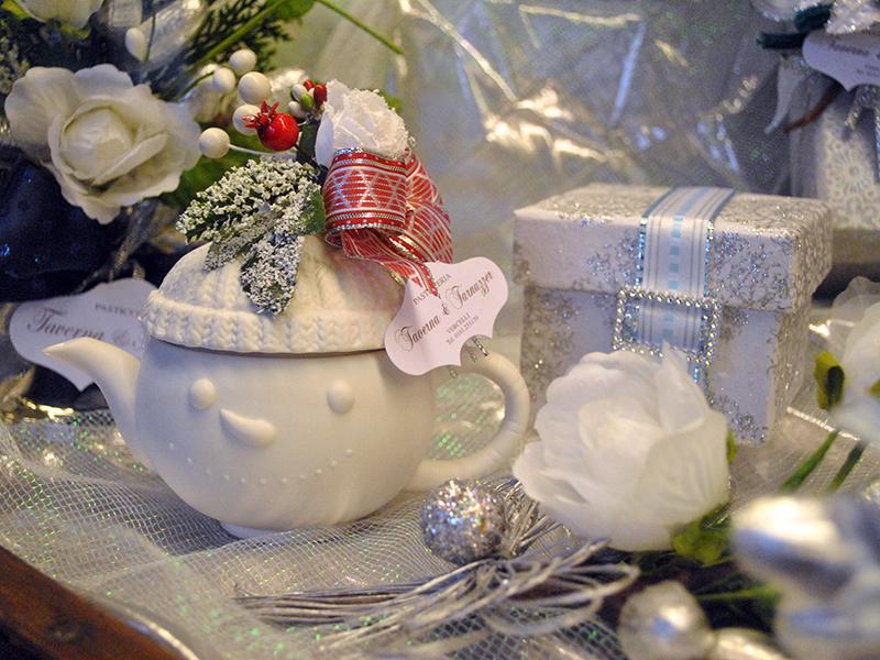 Teiere natalizie