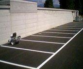 segnaletica parcheggi