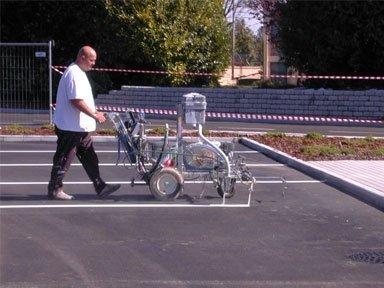 segnaletica parcheggio