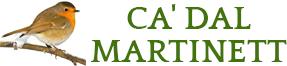 CA' DAL MARTINETT-Logo