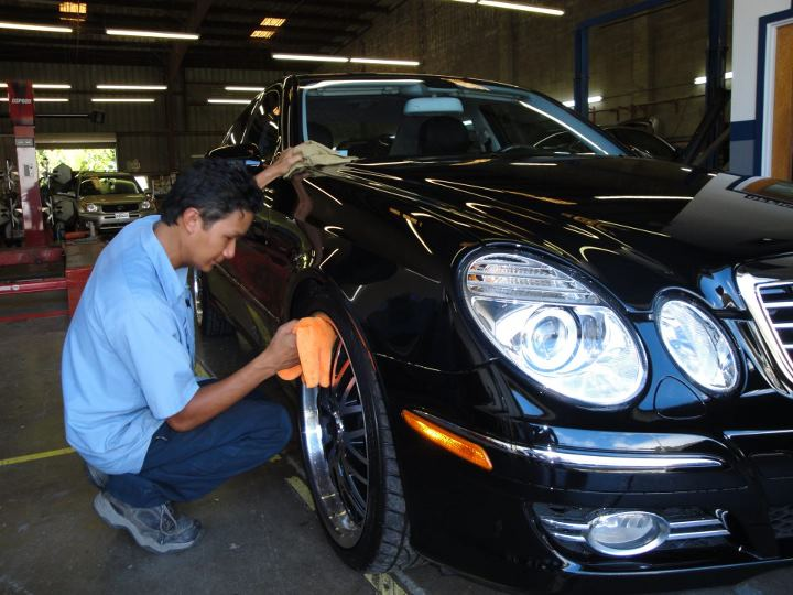 Reputation as collision repair specialists