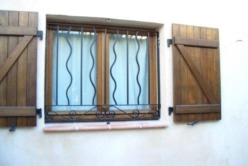 inferriate finestre