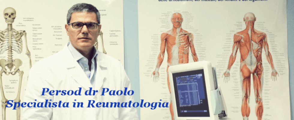 DR. PAOLO PERSOD REUMATOLOGO