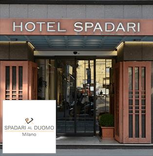 Hotel Spadari al Duomo