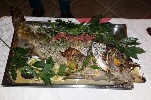 cucina di pesce