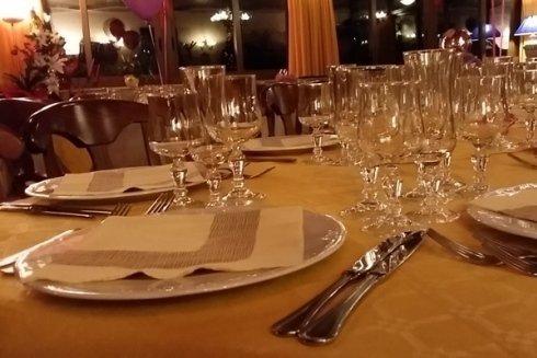 organizzazione cena aziendale