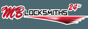 MB Locksmiths logo