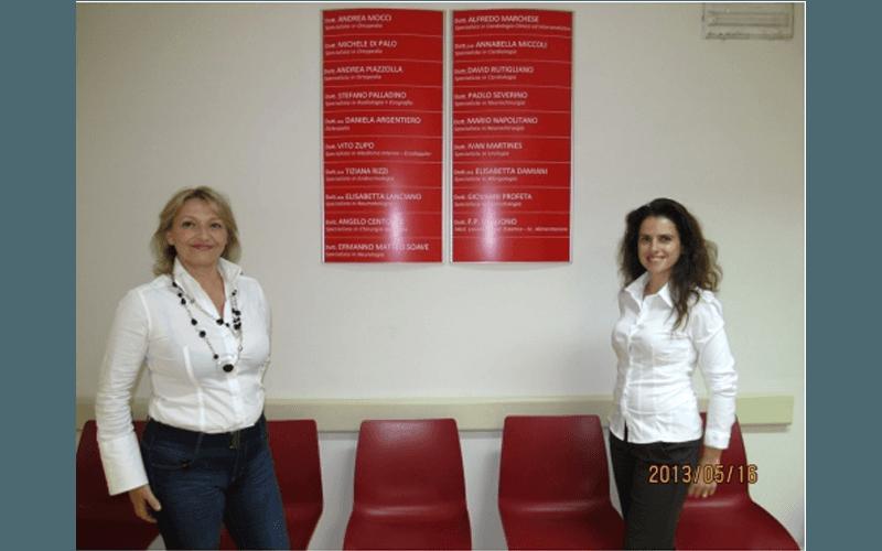 Staff Poliambulatorio Pam Studi Medici
