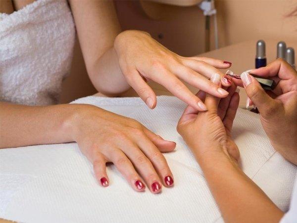 manicure mestre