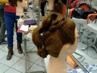Salone di parrucchieri l'Orange, Trieste