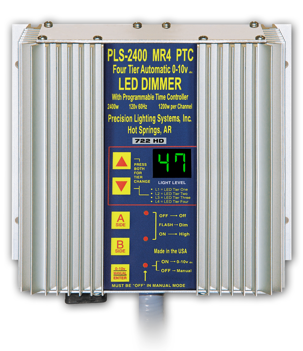 Dimming Systems Precision Lighting Systems Inc Hot Springs Arkansas