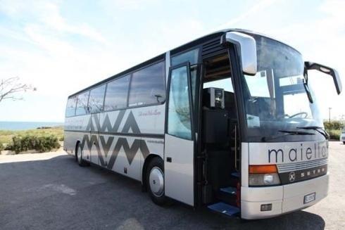 autobus turistici