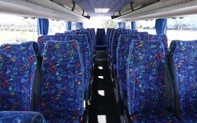 company buses