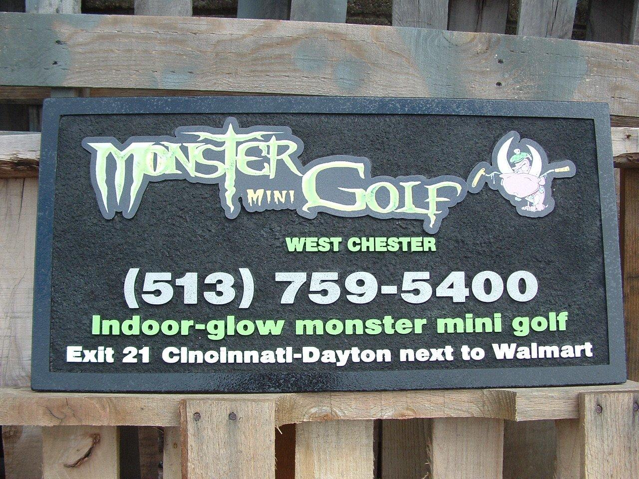 Custom Wooden Signs   Cincinnati, OH   Creative Blast Co