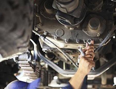 riparazione autocarri