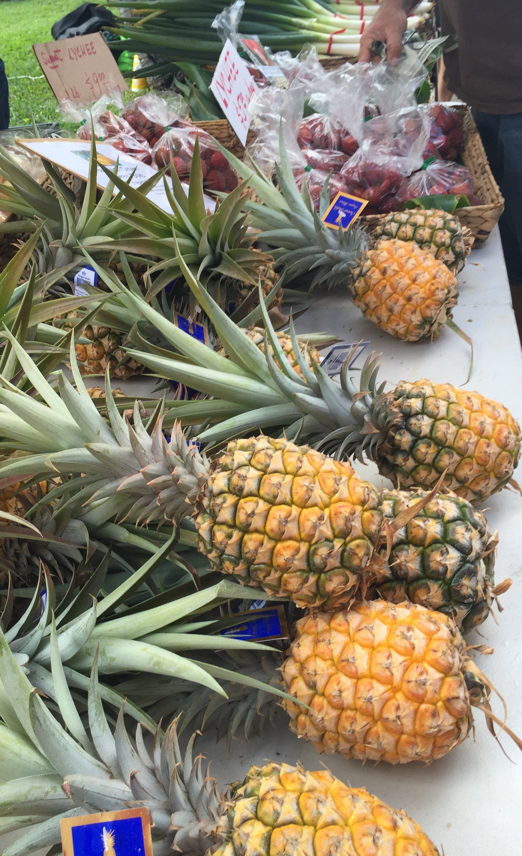 Various fruits for healthy living and eating lifestyles