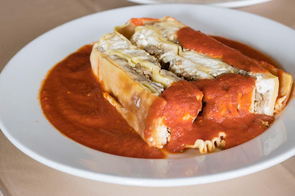 Ciao Ristorante Pasta Dish