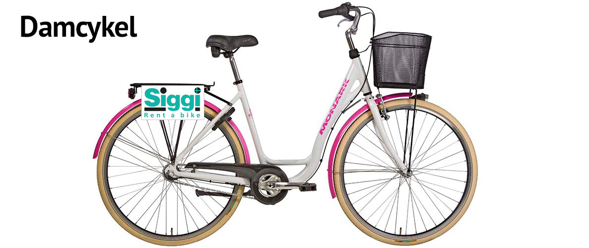 damcykel ladybike