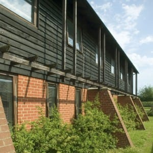 Bradwell Abbey Visitor's Centre
