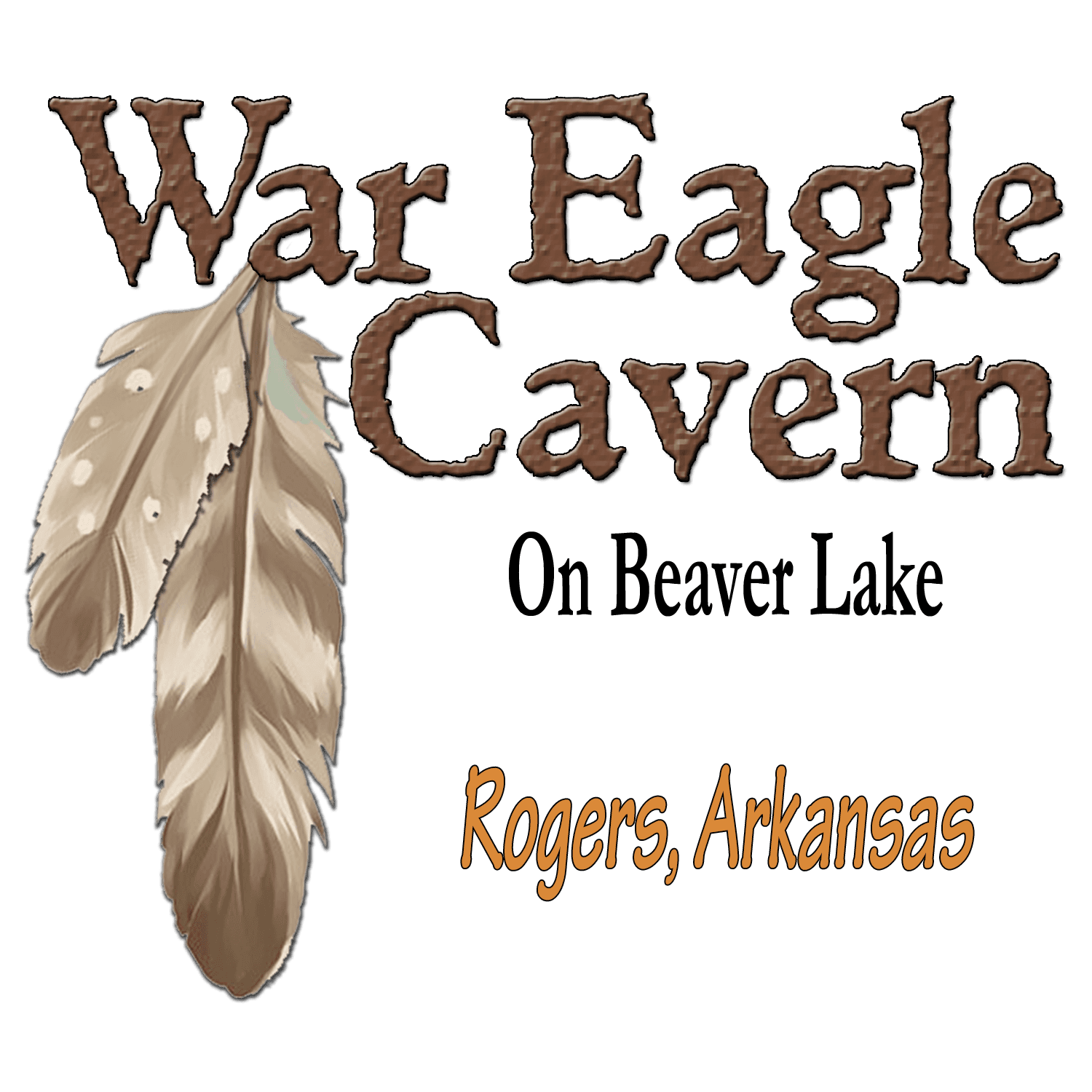War Eagle Cavern on Beaver Lake - Rogers, Arkansas
