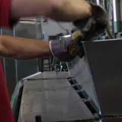 Zincotecnica - Piegatura laminati in zinco