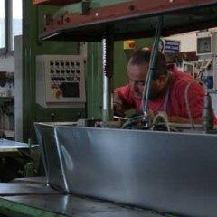 Zincotencnica - Lavorazione laminati in zinco