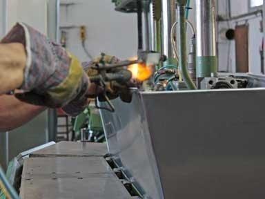 Lavorazione dello zinco