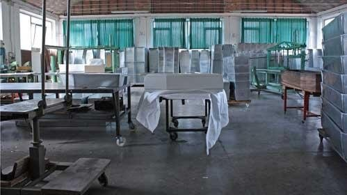 Azienda lavorazione zinco