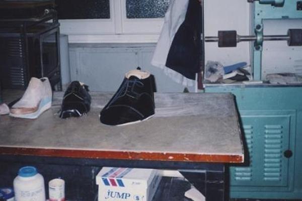 Laboratorio calzature ortopediche