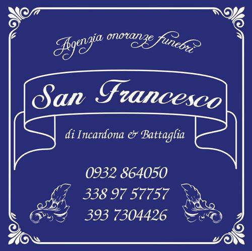 AGENZIA ONORANZE FUNEBRI SAN FRANCESCO logo