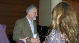 Dr Massimo Doriani Convegno il teatro che cura accademia imago istituto imago