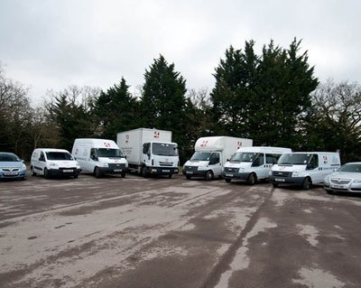 Our vehicles ready for hire