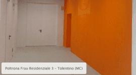 pareti divisorie termoisolanti, pavimenti di resina, soffittature