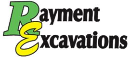 rayment excavations logo