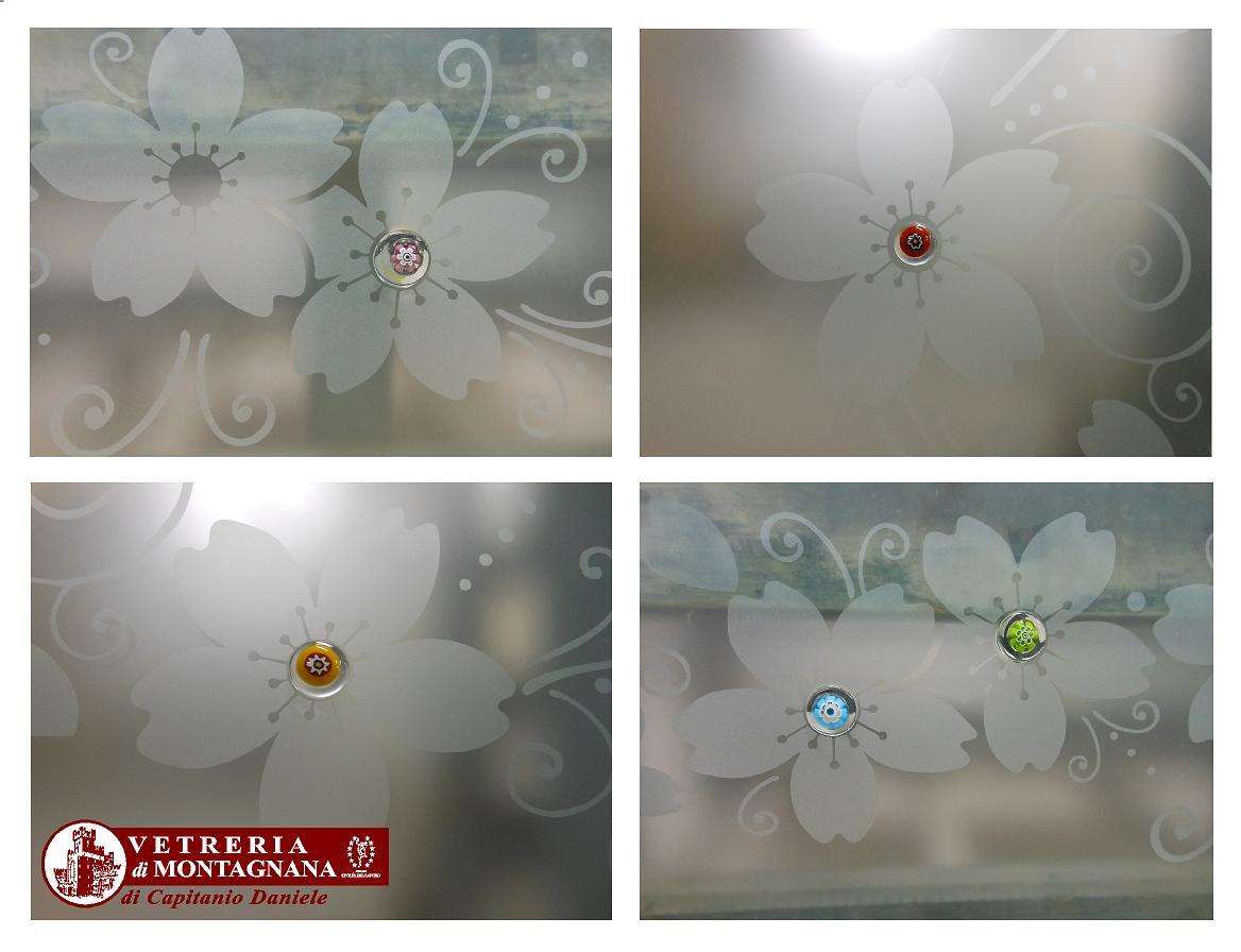 Vetri decorati a mano   Montagnana, PD   Vetreria Di Montagnana