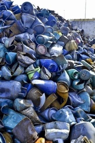 gestione rifiuti ferrosi e non ferrosi