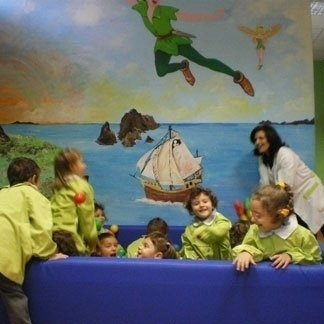 divertimento dei bambini