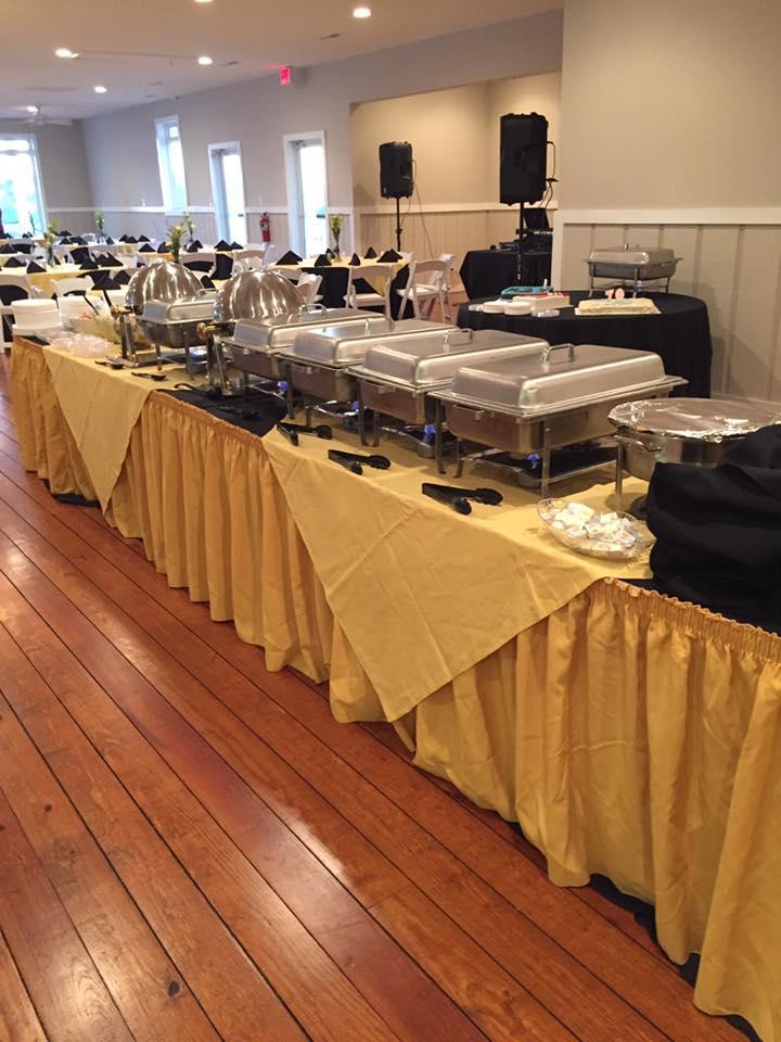 Wedding venues southport ocean isle nc banquet halls