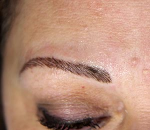 Eyebrow tattoo des moines iowa